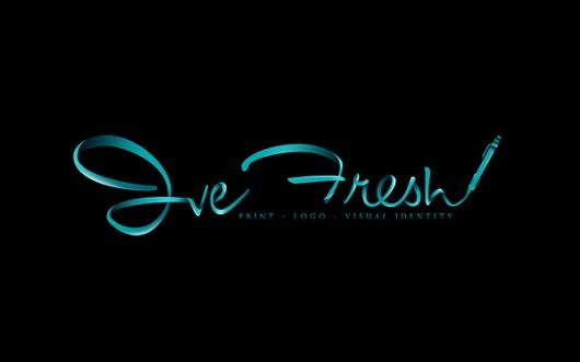 Designspiration — Ive Fresh identity on the Behance Network