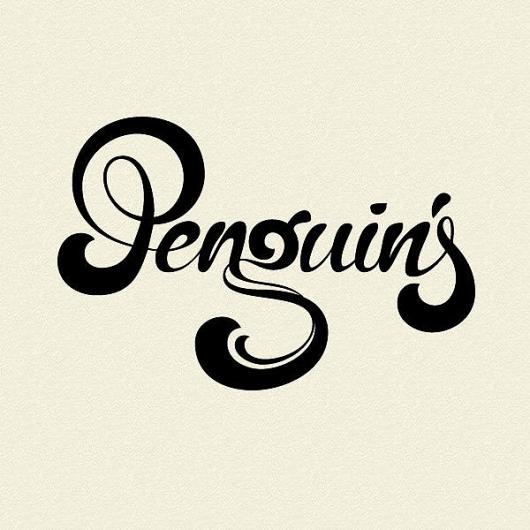 Designspiration — Set of 30 Amazing Calligraphy Type Inspiration | Mind to Medium
