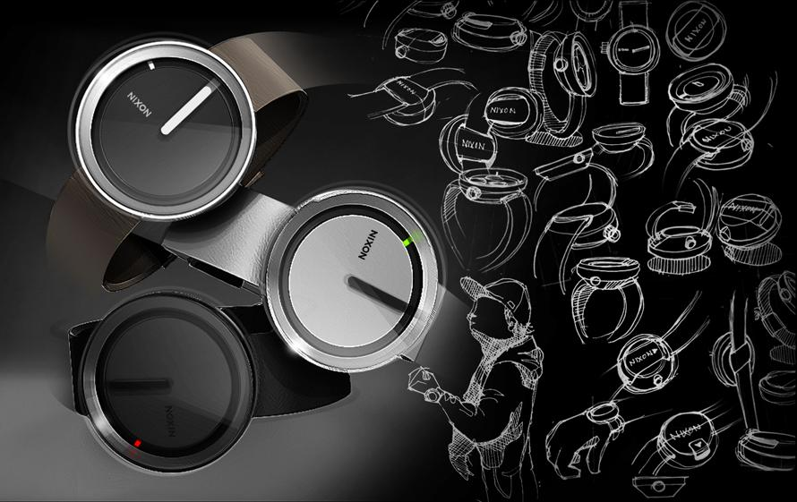Nixon Minimalist | CREATIVESESSION | Design collective between two brothers.