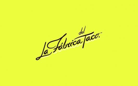 Designspiration — Anagrama | La Fábrica Del Taco