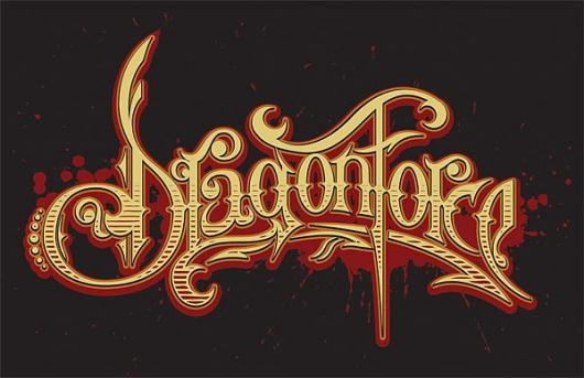 Designspiration — Graphic Design & Web Design Blog: Jeff Finley Typography
