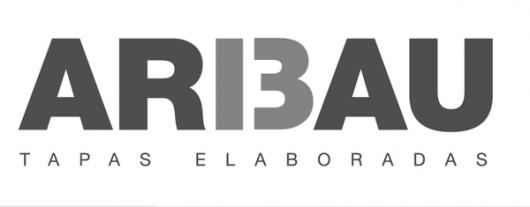 Designspiration — LOGOTYPE AND APPLICATIONS RESTAURANT ARIBAU13 on the Behance Network