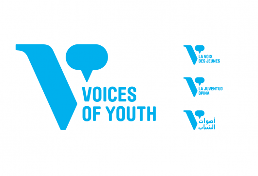 Designspiration — New Voice for Voices of Youth - Brand New