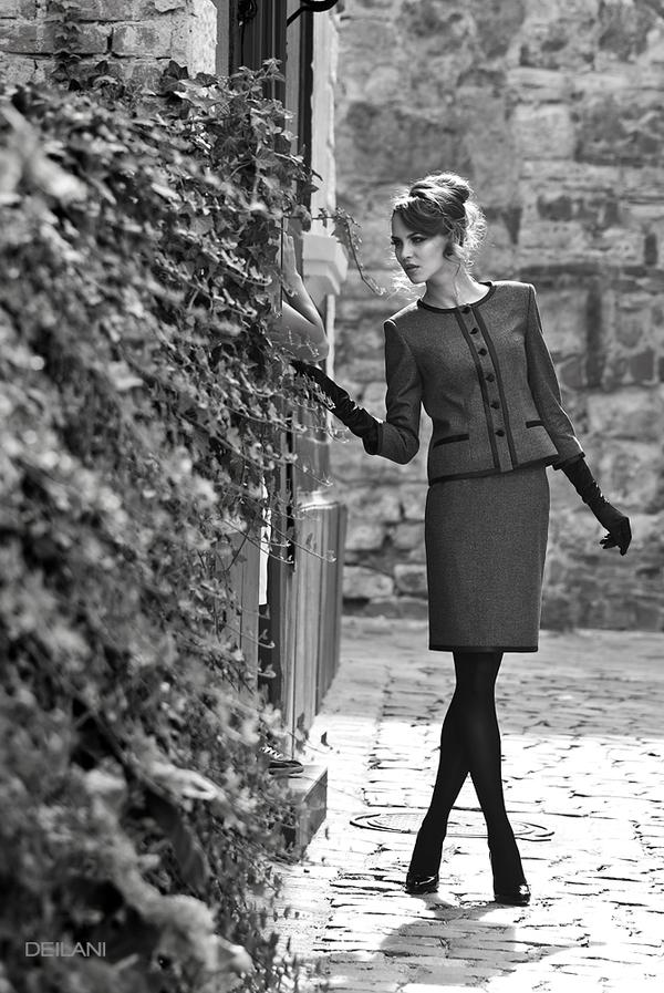 Dolce vita on Fashion Served