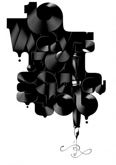 Designspiration — Typography on the Behance Network