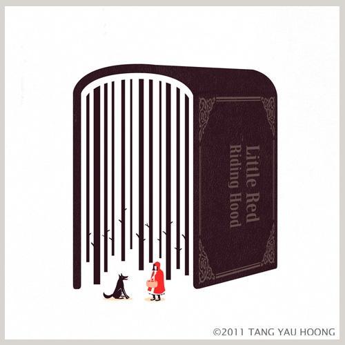 Designspiration — Negative Space « Tang Yau Hoong