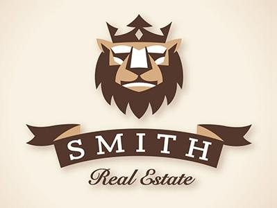 Designspiration — Dribbble - Smith Realty Logo by Paul Howalt
