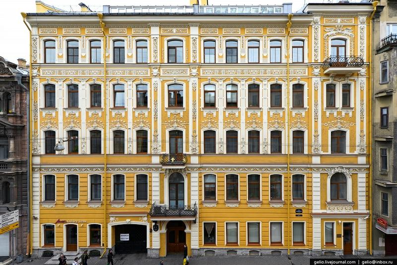 Architectural Textures From St. Petersburg | English Russia