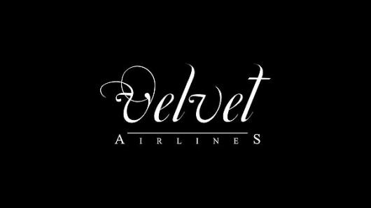 Designspiration — Velvet Airlines on Branding Served