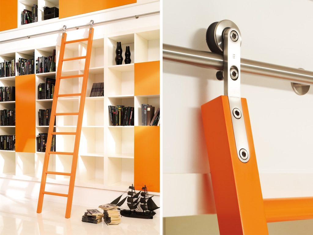 Library sliding ladder - coolmathsgamesnow.com.