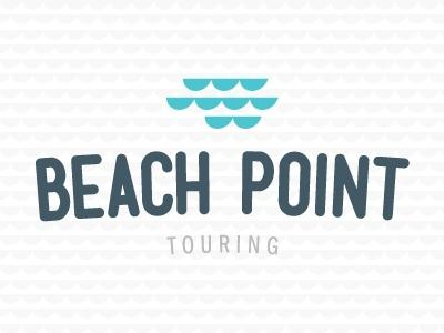 Designspiration — Dribbble - Beach Point Touring by Alexander C. Sprungle