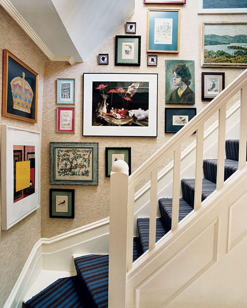 Stairway To Heavenly Decor | HomeJelly