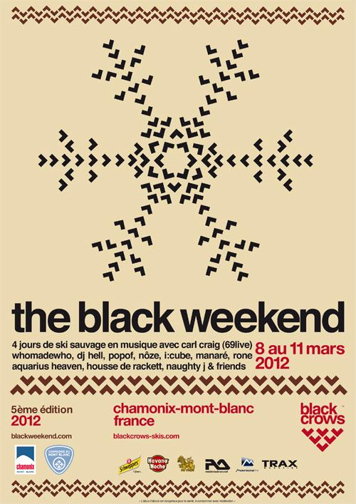 Blorgasme: Black Weekend