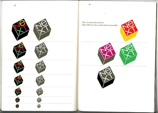 Designspiration — Paul Rand + Steve Jobs — Imprint-The Online Community for Graphic Designers