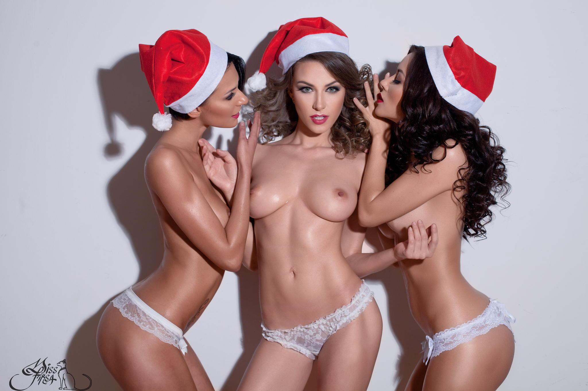Эротика картинки новогодние девушки 6 фотография