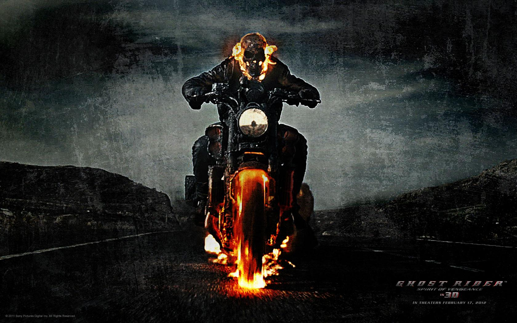 Ghost Rider™: Spirit of Vengeance - Official Site