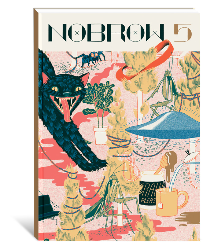 Nobrow – Nobrow 5: A Few of my Favourite Things
