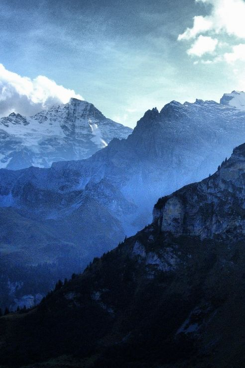 Beautiful mountains - (via morelovexoxo) - ... | Photography