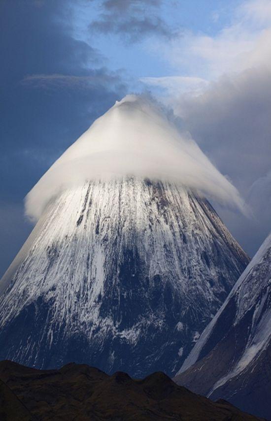 Klyuchevskaya Sopka Mountains in Russia, ...   Take me to the Mountai…