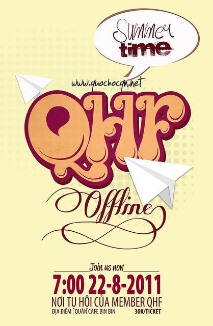 [Poster] Offline QHF 2011