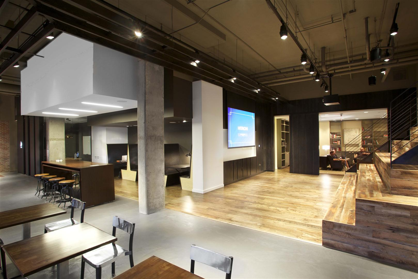 Inside the Dropbox offices in San Francisco @ ShockBlast