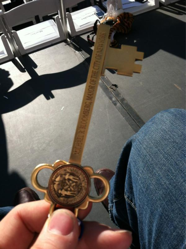 Twitter / @JimCordle63: I got a key, He got one to ...