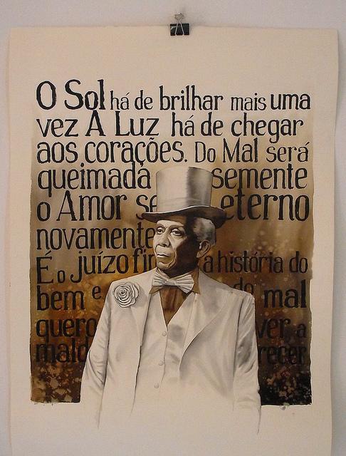 nosso compadre o profeta Nelson Cavaquinho | Flickr - Photo Sharing!