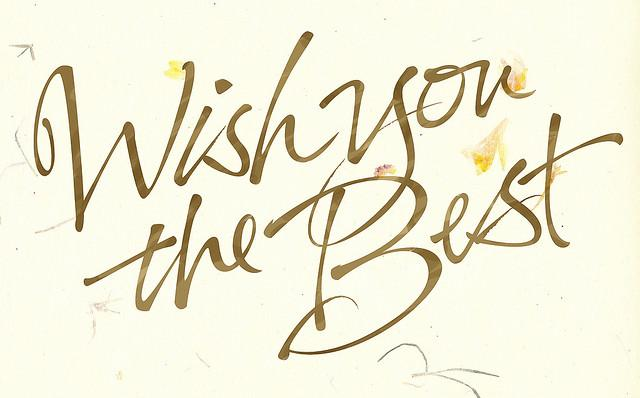 Wish you the Best | Flickr - Photo Sharing!