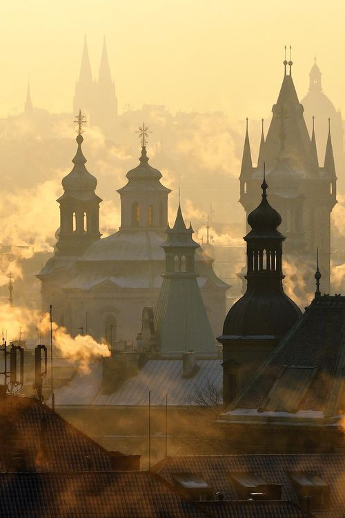 Prague, Czech Republic. Dream destination. | Destination.