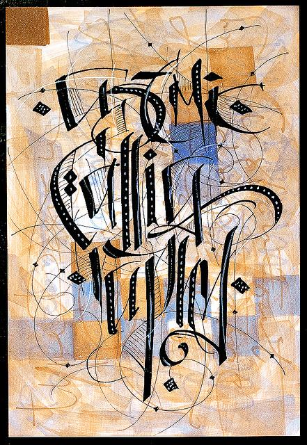 asemi calligraphy / actyl | Flickr - Photo Sharing!