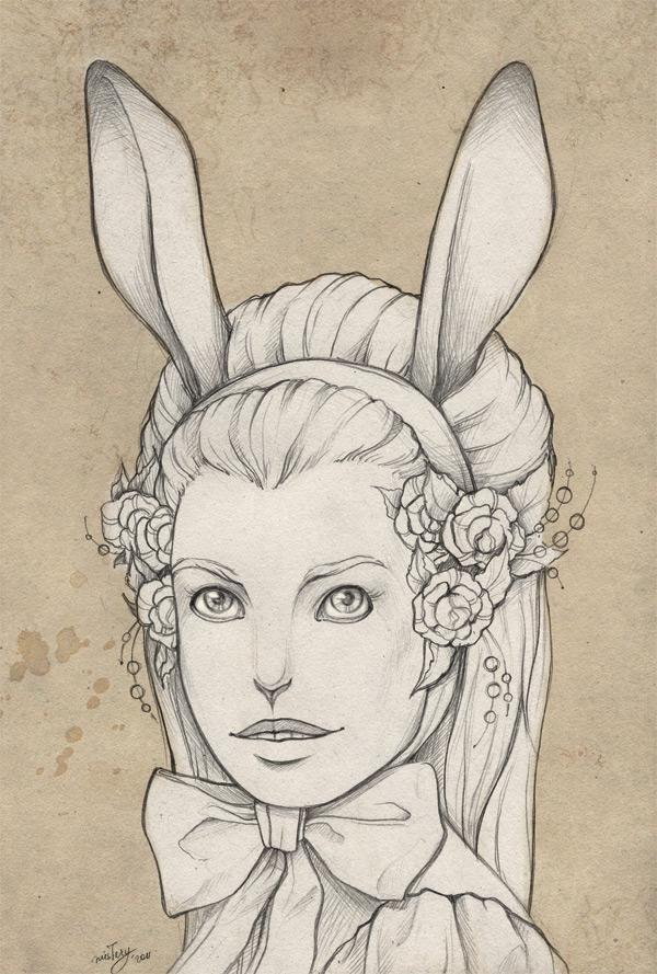 Rabbit by ~Brightway