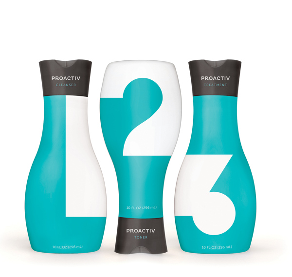 Proactiv Packaging on