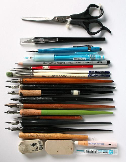 art supplies | Flickr - Photo Sharing!