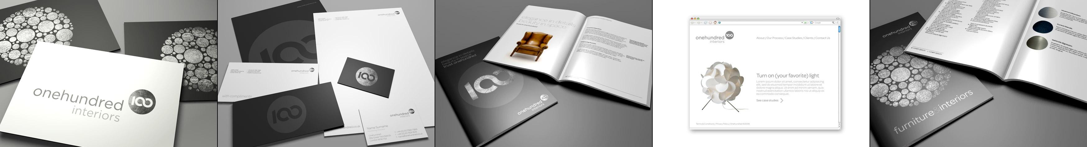100 - onehundred - Branding | Branding Design | Brand Strategy | Brand Identity | Branding Corporate Identity | Global Branding, London, Dubai, UK