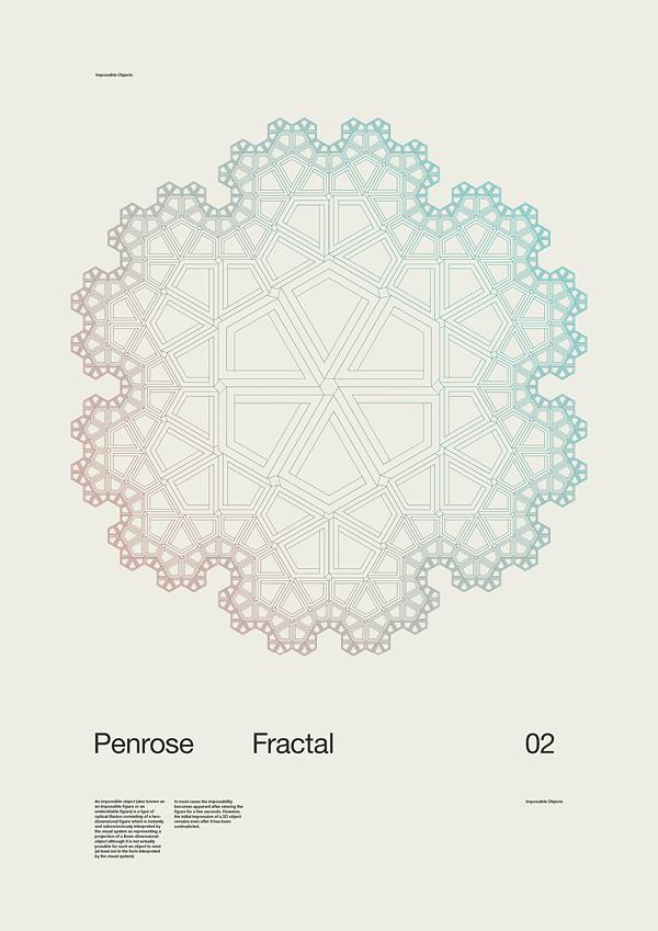 Penrose Fractal - Marius Roosendaal