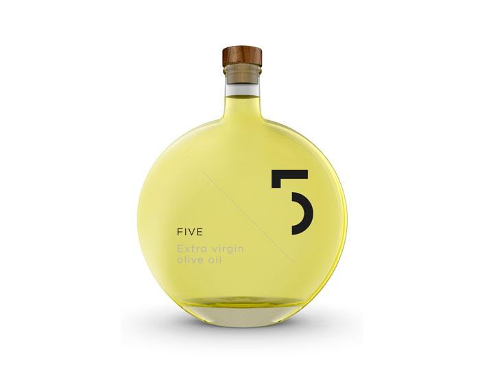 5 Virgin Olive Oil - The Dieline: The World's #1 Package Design Website -
