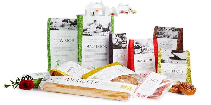 Axfood - The Dieline: The World's #1 Package Design Website -