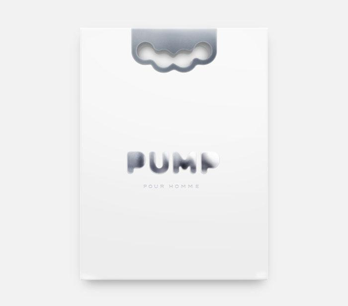 Concept Packaging: Pump - The Dieline: The World's #1 Package Design Website -