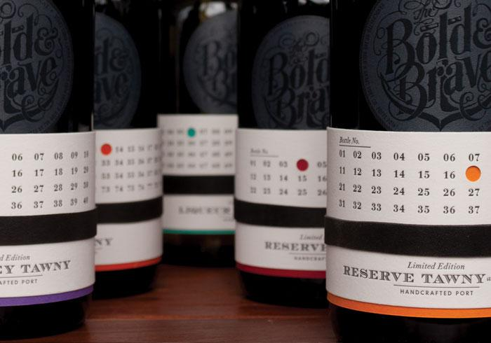 Bold Inc. Limited Edition PortCollection - The Dieline: The World's #1 Package Design Website -