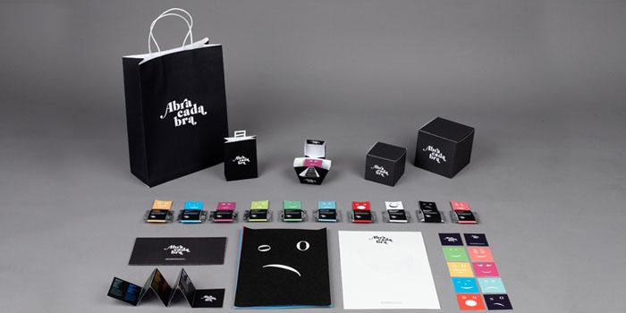 Abracadabra Chocolate - The Dieline: The World's #1 Package Design Website -
