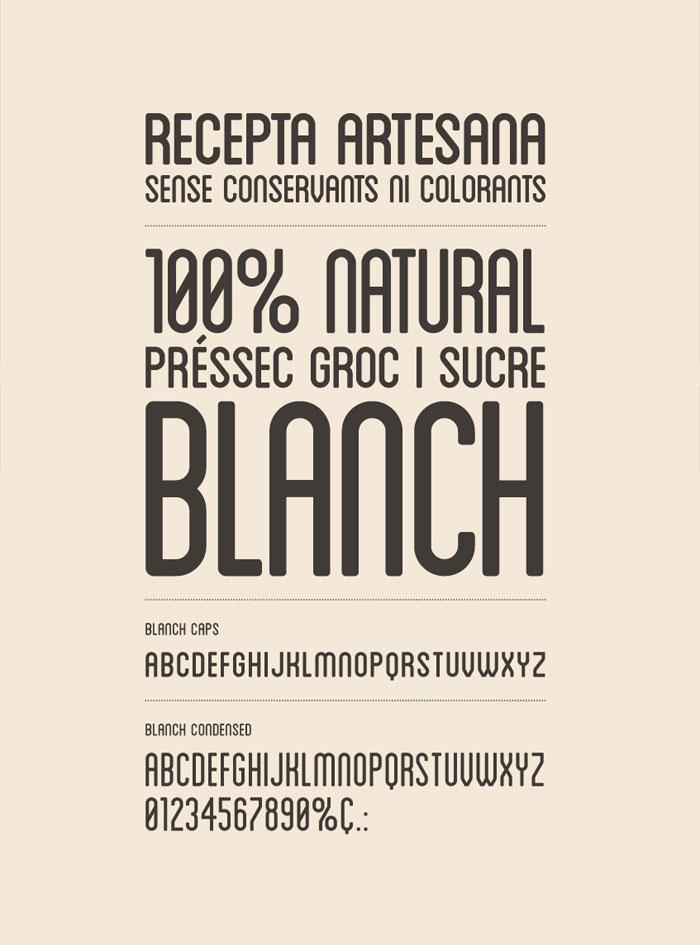 Fruita Blanch Packaging  - The Dieline: The World's #1 Package Design Website -