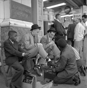 History Manners: New York in de fifties « Manners.nl