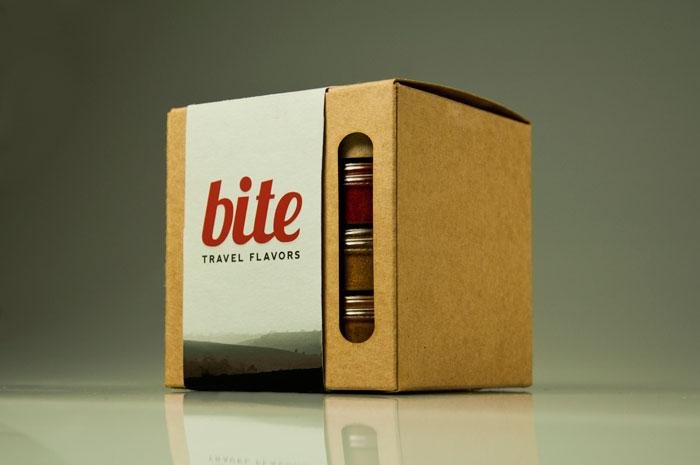 Student Spotlight: Bite - The Dieline: The World's #1 Package Design Website -