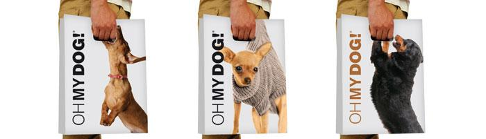 Oh My Dog! - The Dieline: The World's #1 Package Design Website -