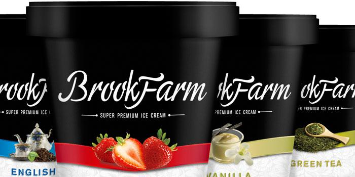 Brookfarm  - The Dieline: The World's #1 Package Design Website -
