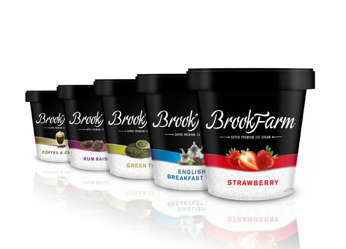 Brookfarm - The Dieline: The World's #1 Package Design Website -