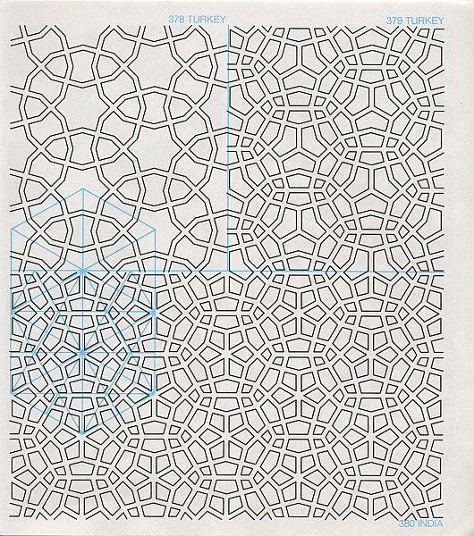 Pattern in Islamic Art - GP-B 038 | textures