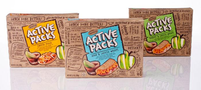 Active Packs - The Dieline: The World's #1 Package Design Website -