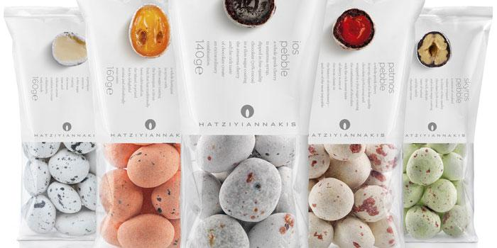 Hatziyiannakis Dragee - The Dieline: The World's #1 Package Design Website -