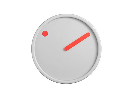 Picto Wall Clock — ACCESSORIES -- Better Living Through Design